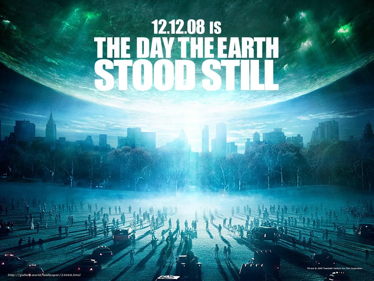 земля остановилась фильм