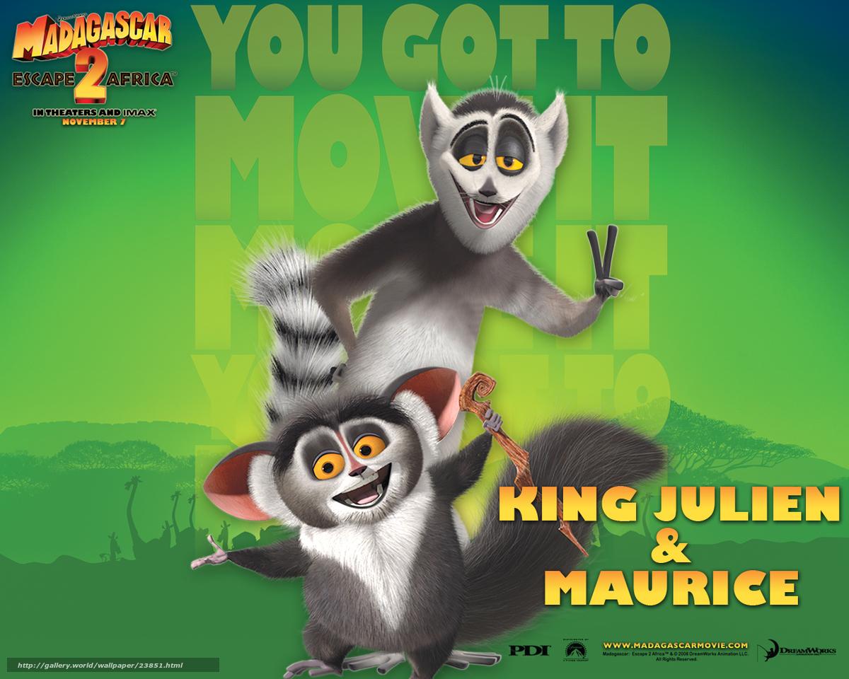 Descargar Gratis Madagascar 2 Madagascar Escape 2 Africa