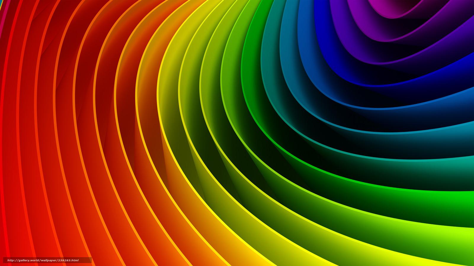 Download Wallpaper Color Rainbow Range Band Free Desktop