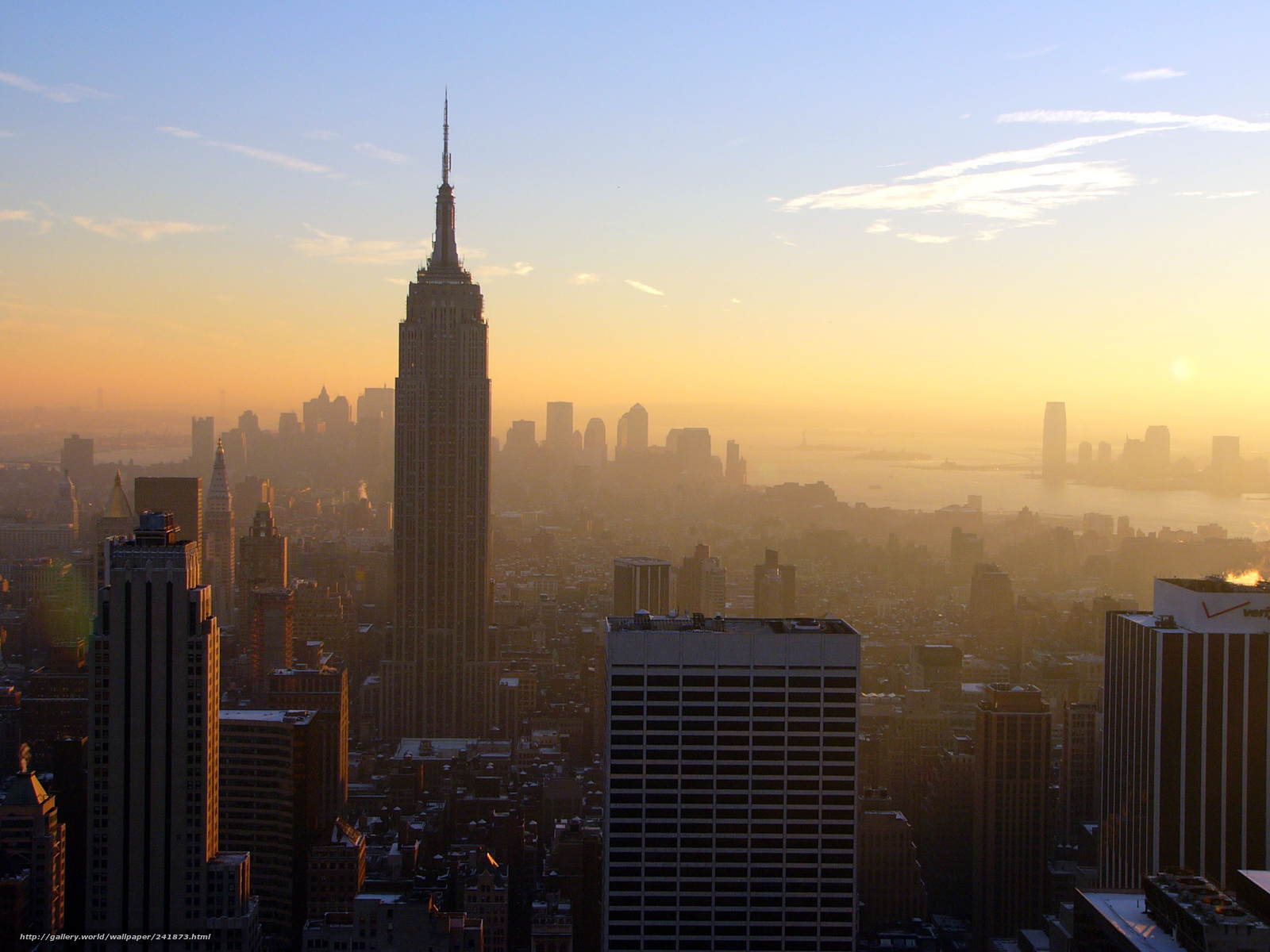 Tlcharger Fond d'ecran panorama,  Ville,  New York,  la grosse pomme Fonds d'ecran gratuits pour votre rsolution du bureau 2304x1728 — image №241873