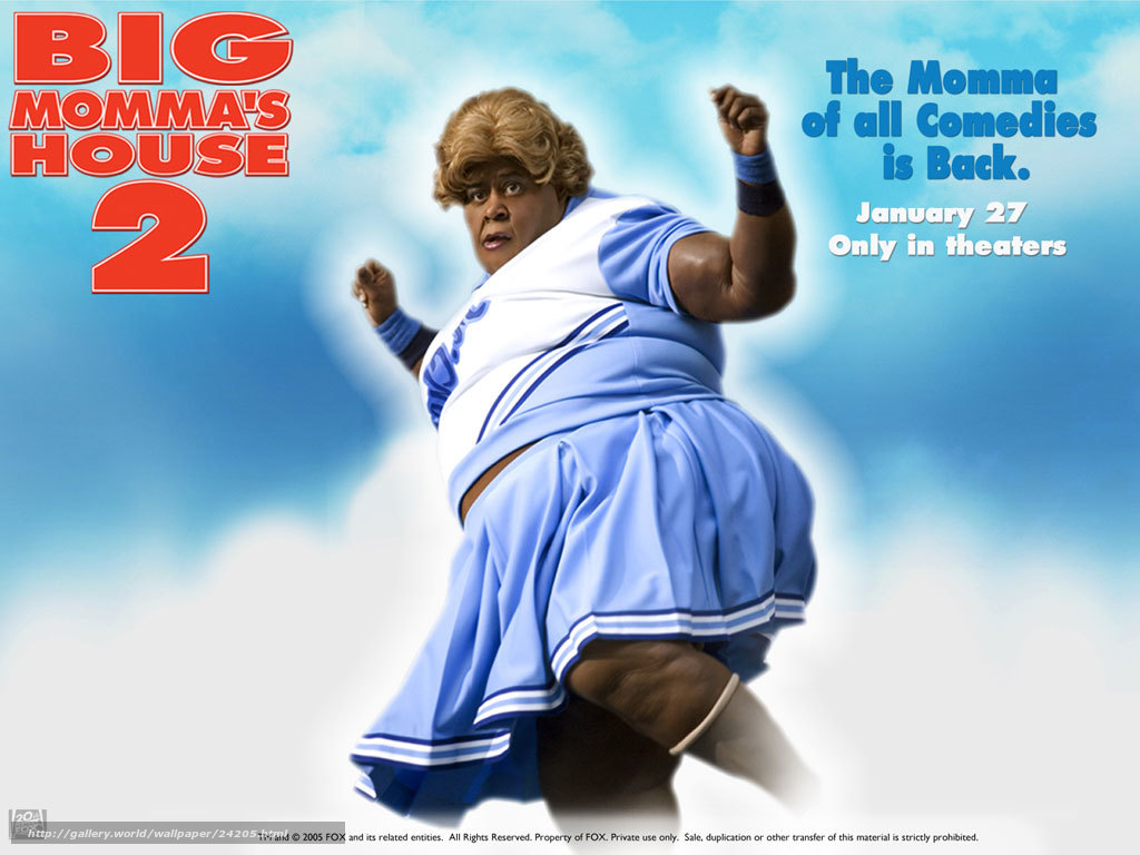 Фильм дом большой мамочки – 2 / big momma's house 2, кино, новинки.