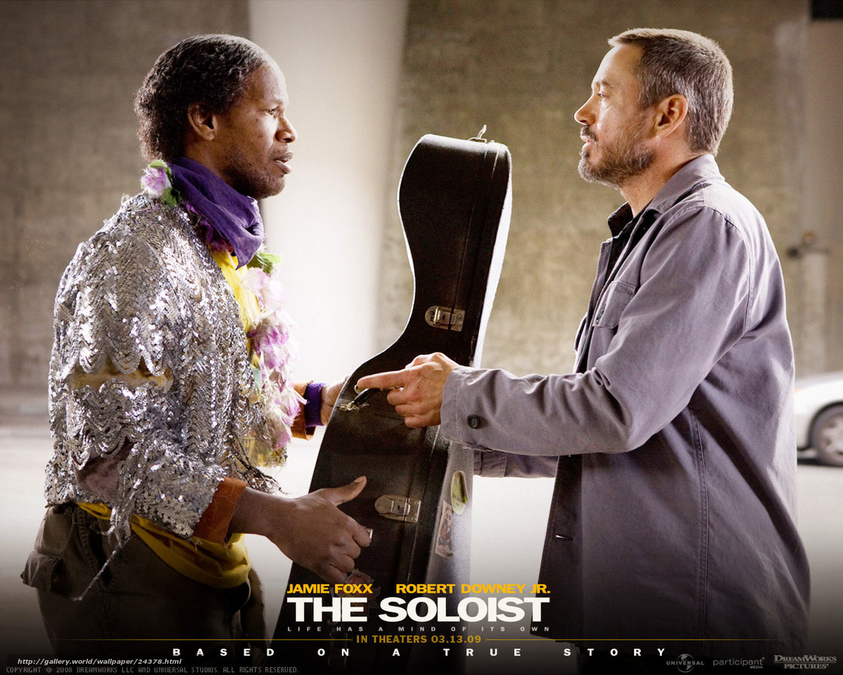 an analysis of the movie the soloist