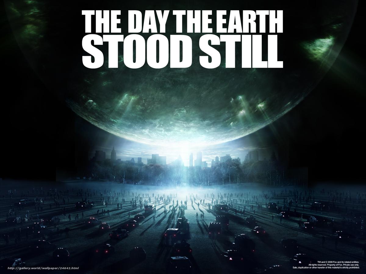 Als Die Erde Stillstand