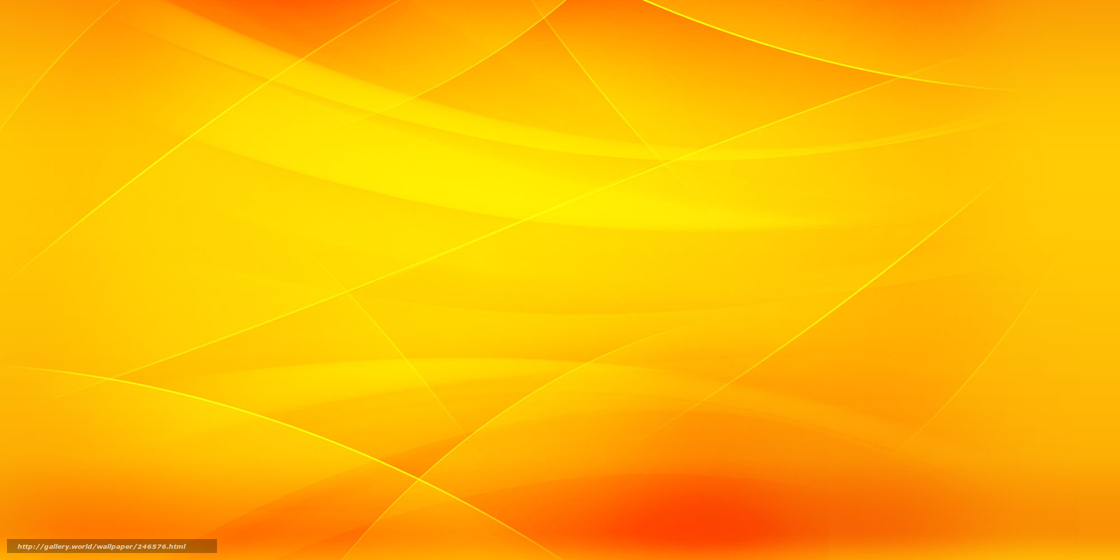 Download wallpaper line,  band,  yellow,  abstraction free desktop wallpaper in the resolution 2000x1000 — picture №246576