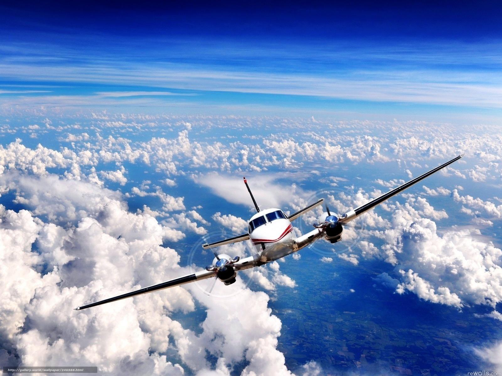 картинки самолет в полёте нужен
