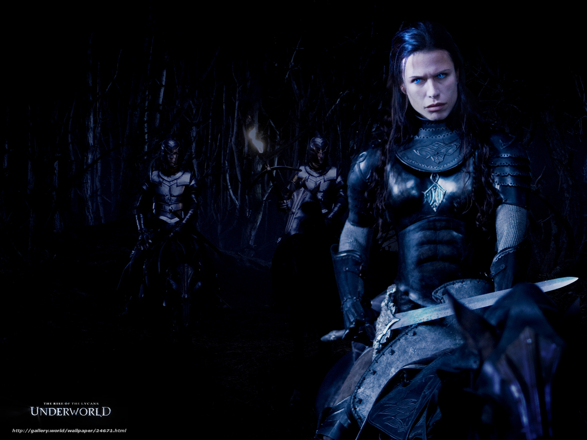 Underworld Rise of the Lycans 2009 Hindi Dubbed