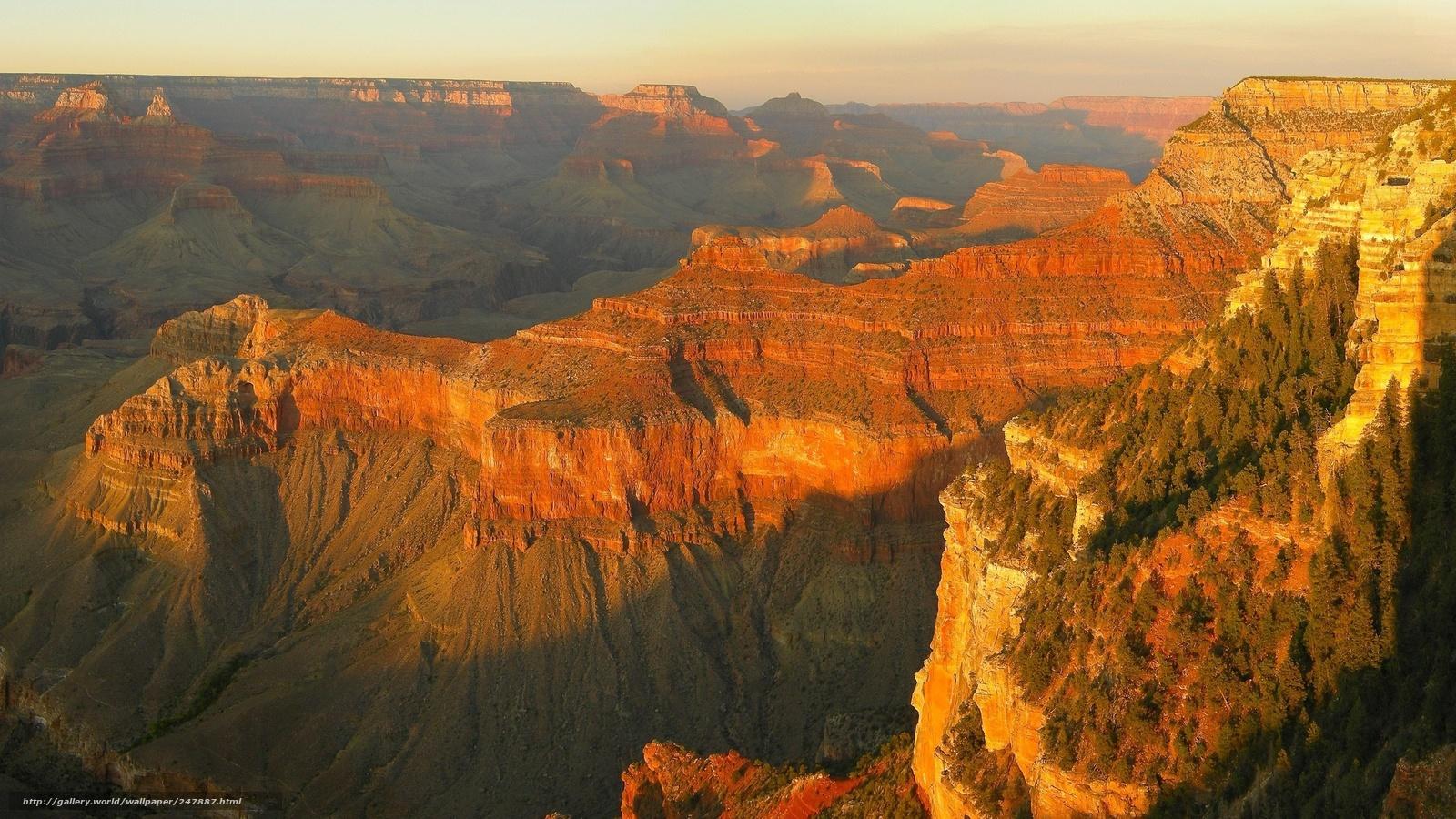 Tlcharger Fond d'ecran Le Grand Canyon, grand canyon, Arizona Fonds d'ecran gratuits pour votre ...