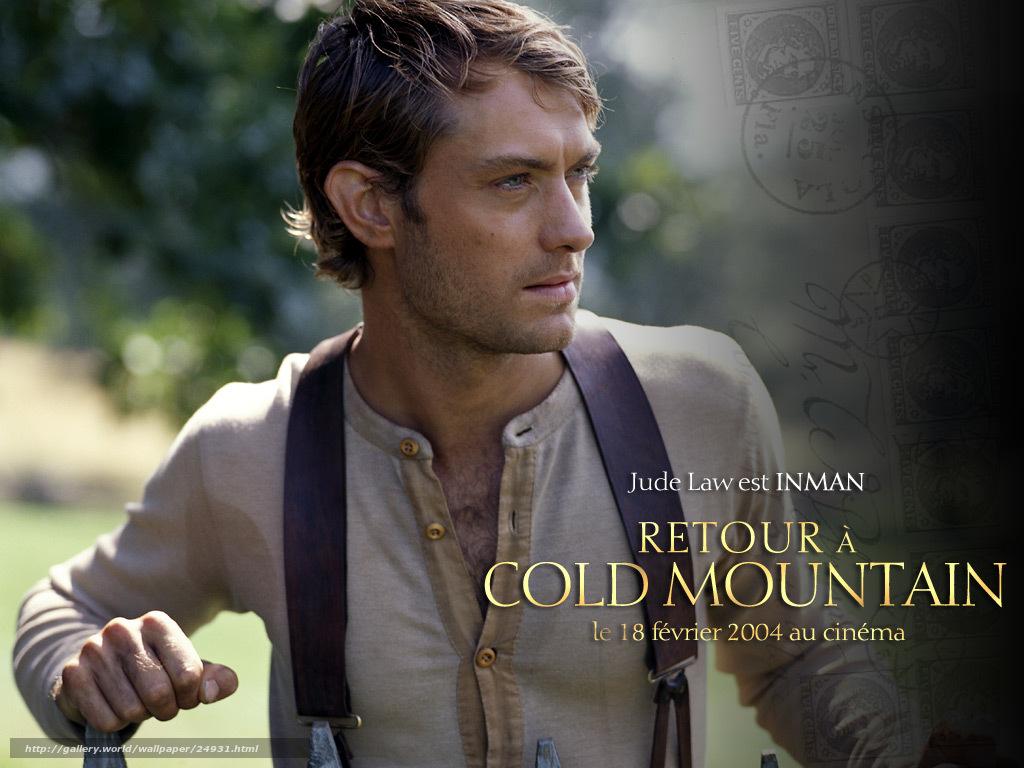 Скачать обои Холодная гора,  Cold Mountain,  фильм,  кино бесплатно для рабочего стола в разрешении 1024x768 — картинка №24931