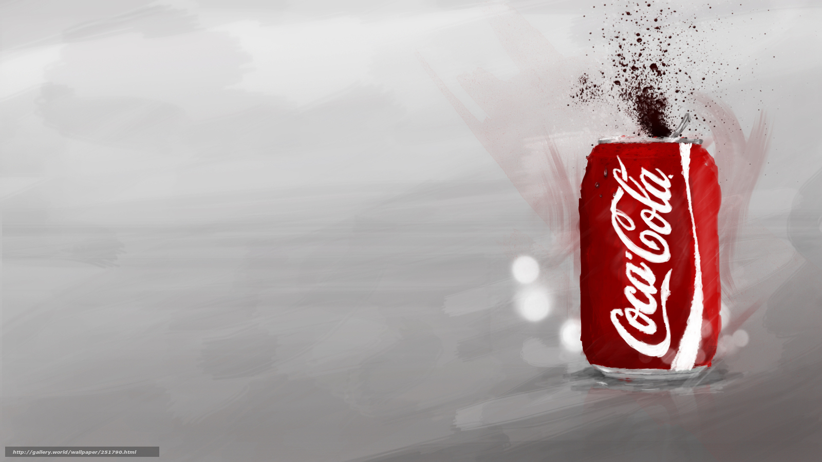 Conosciuto Download wallpaper coca-cola, bank, cola, Art free desktop  UK59