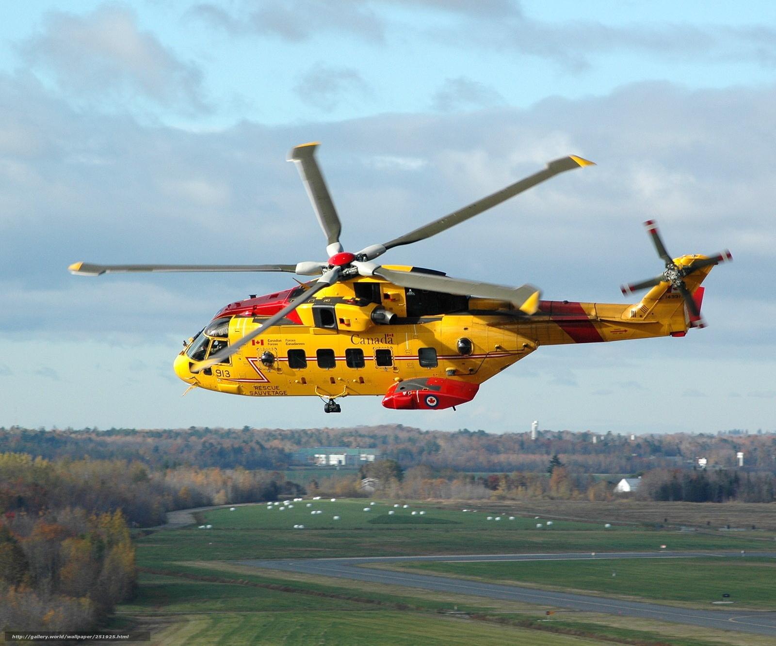 Скачать обои CH-149,   Cormorant,   вертолёт,   полёт бесплатно для рабочего стола в разрешении 1600x1333 — картинка №251925
