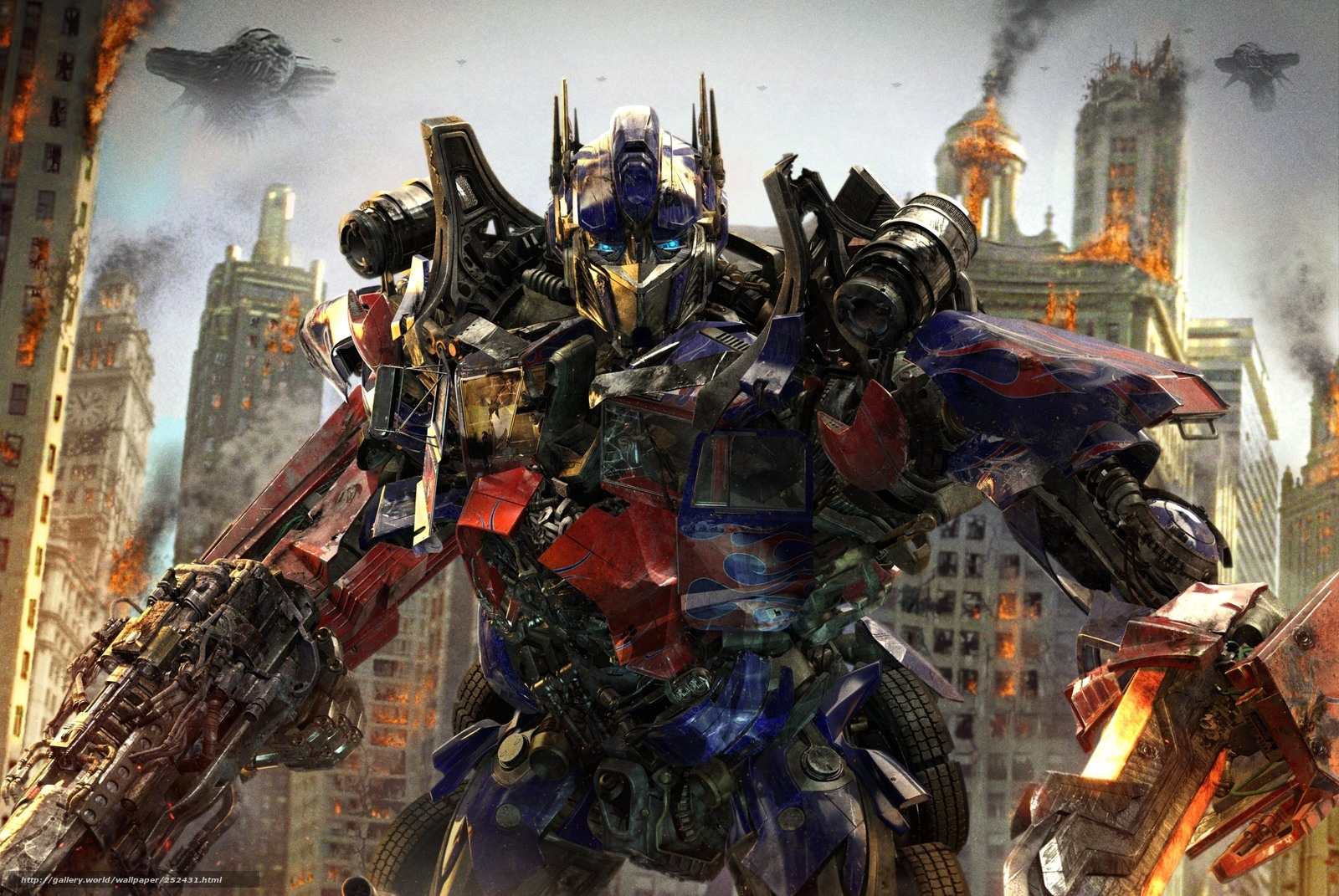 transformers 3 download