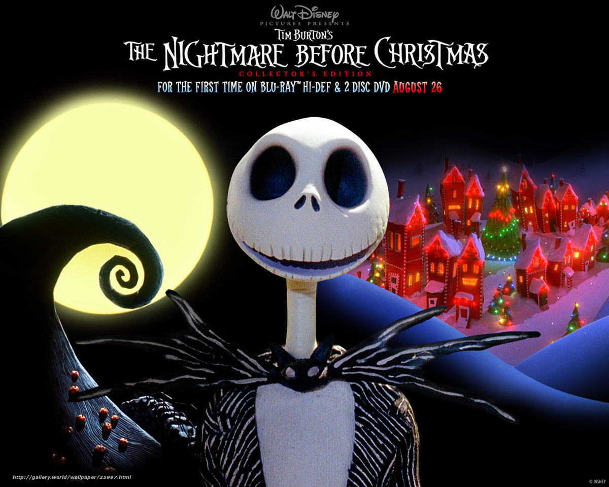 Group of Download Nightmare Before Christmas