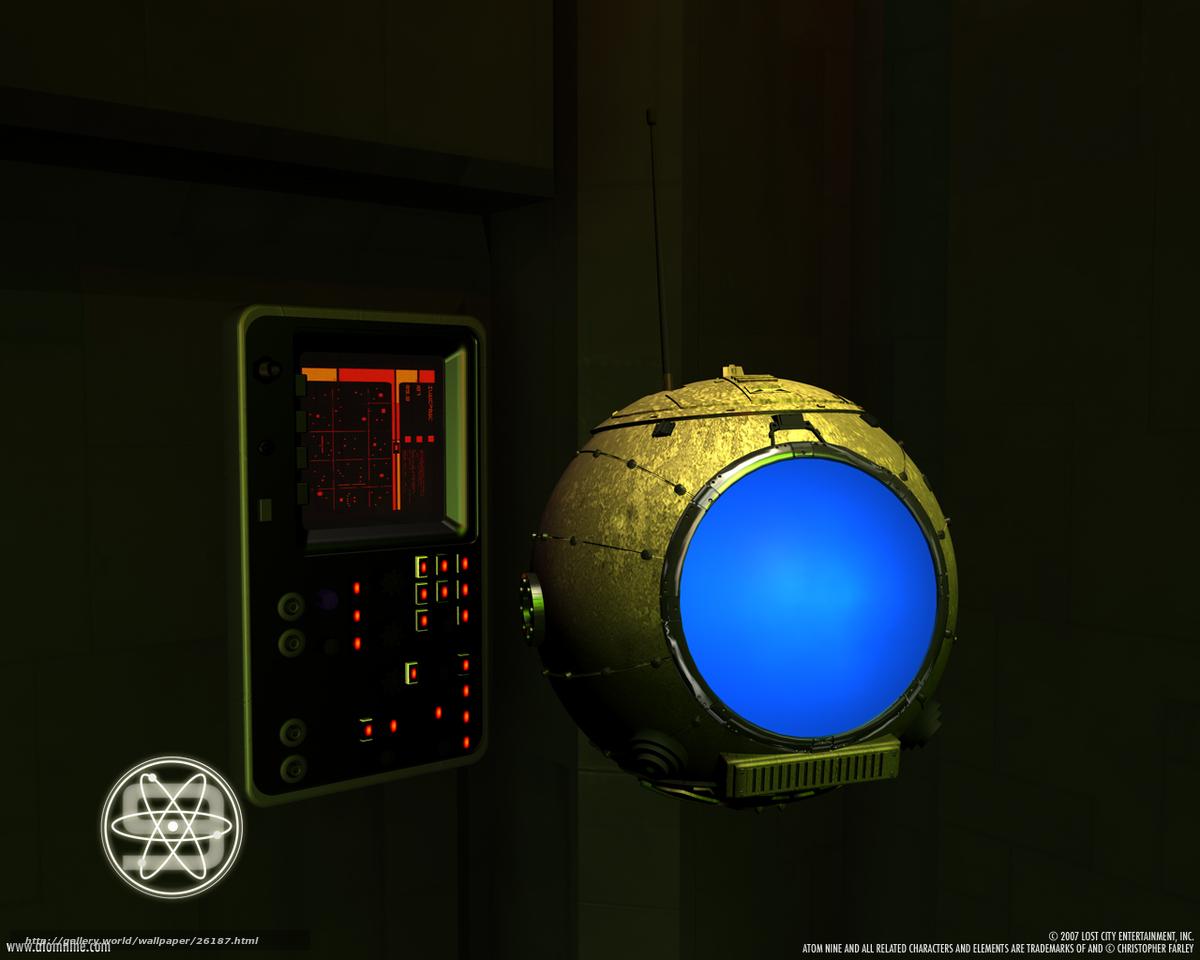 Скачать обои Приключения девятого Атома,  Atom Nine Adventures,  фильм,  кино бесплатно для рабочего стола в разрешении 1280x1024 — картинка №26187