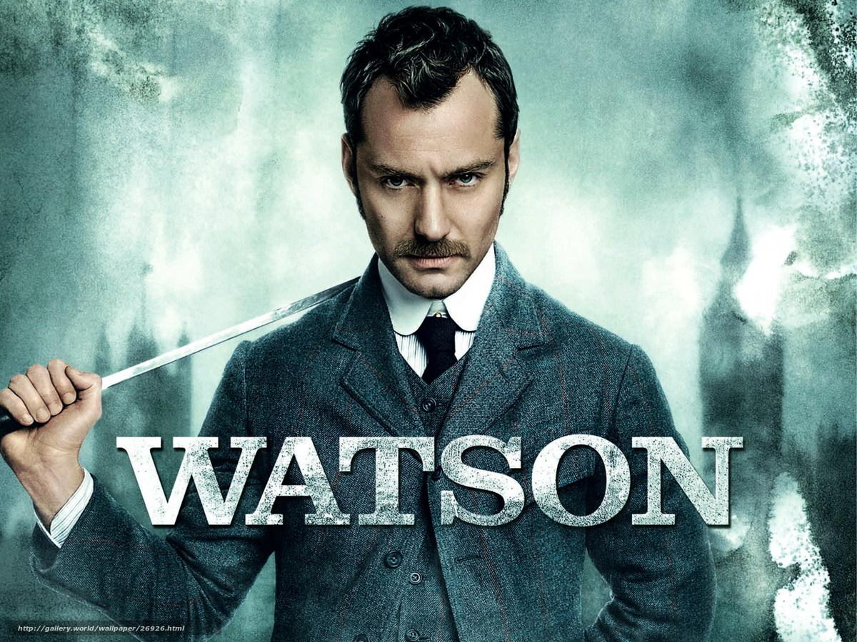 Download wallpaper Шерлок Холмс,  Sherlock Holmes,  film,  movies free desktop wallpaper in the resolution 1280x960 — picture №26926