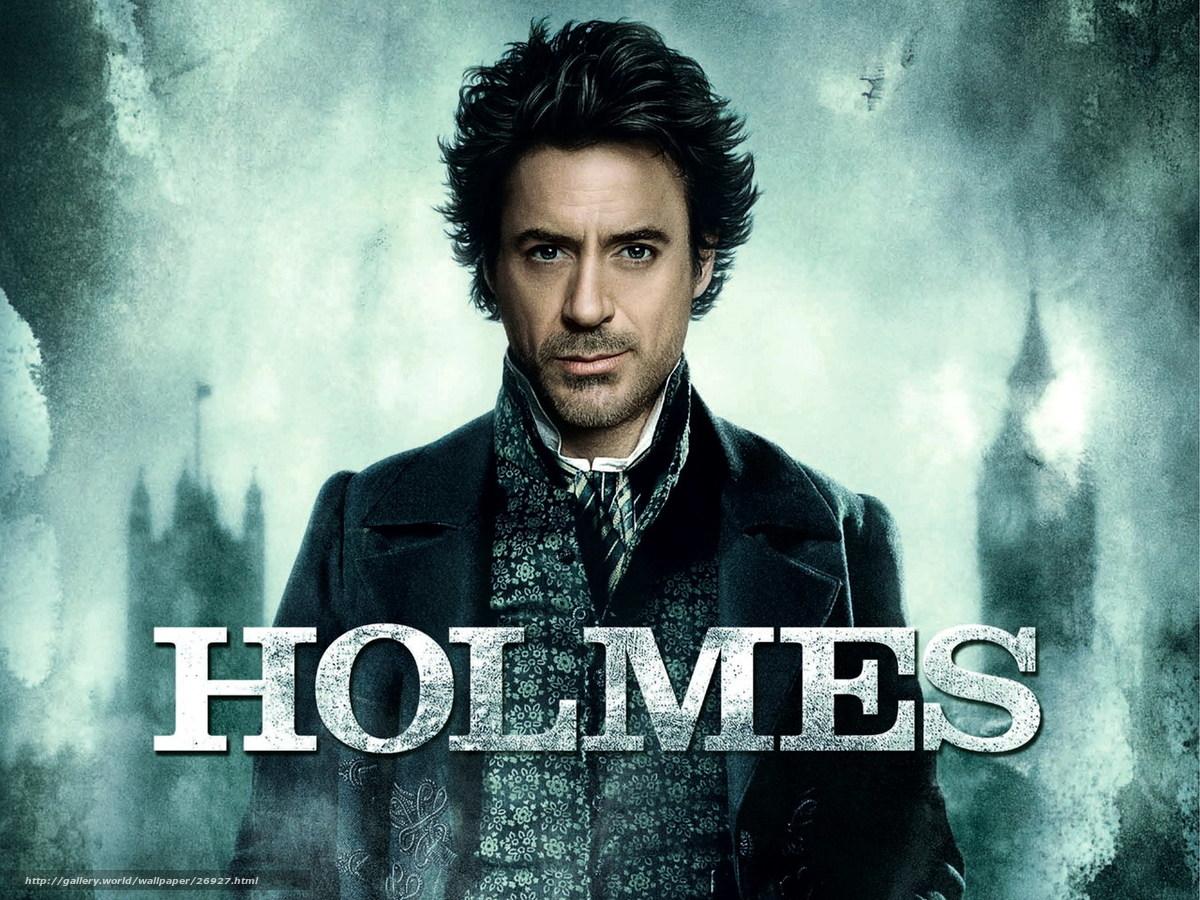 Download wallpaper Шерлок Холмс,  Sherlock Holmes,  film,  movies free desktop wallpaper in the resolution 1280x960 — picture №26927