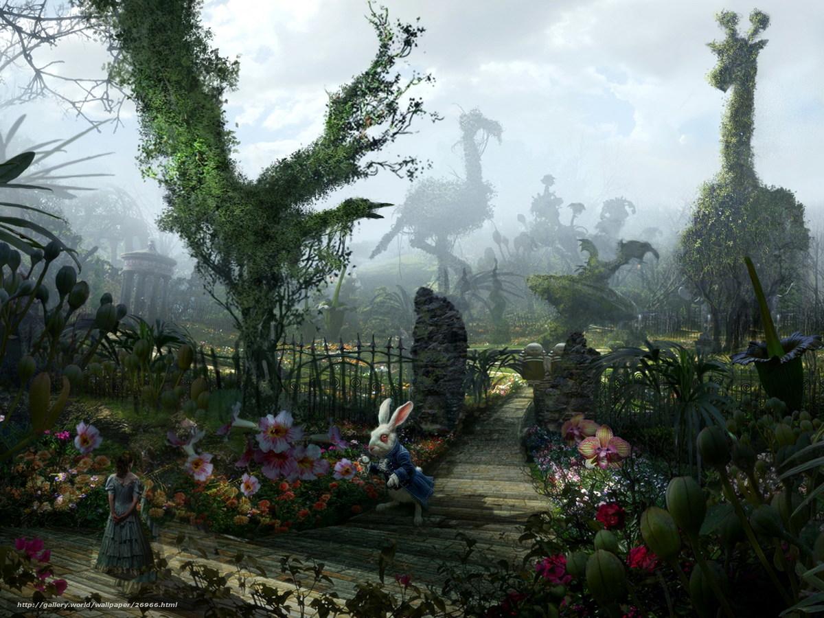 Descargar Gratis Alice In Wonderland Alice In Wonderland