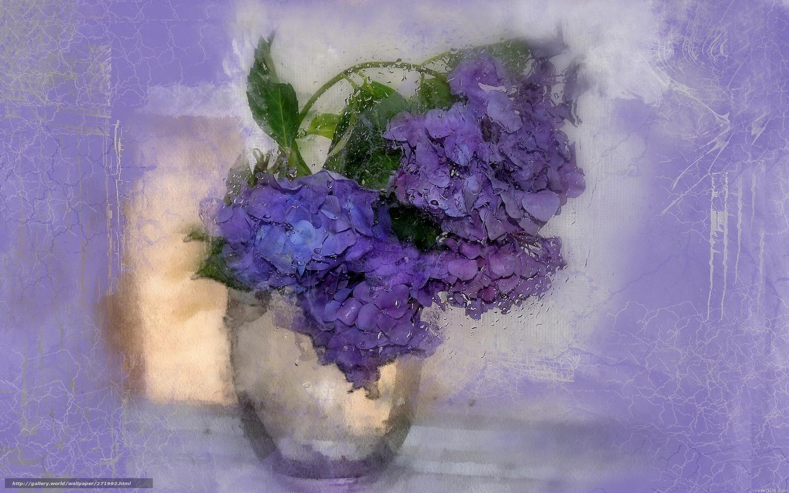 Обои цветы, натюрморт. Разное foto 15