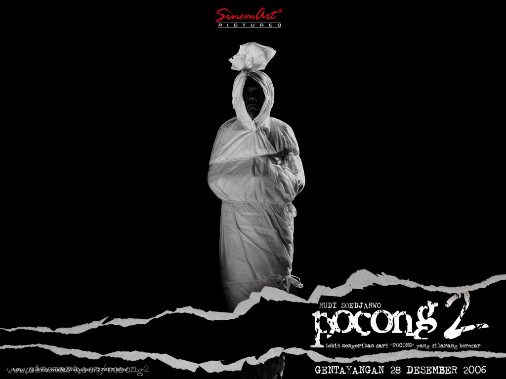 Download Wallpaper Pocong  Film Movies Free Desktop Wallpaper In The Resolution X Picture  E