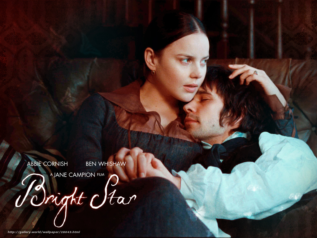 Download wallpaper Яркая звезда,  Bright Star,  film,  movies free desktop wallpaper in the resolution 1024x768 — picture №28043