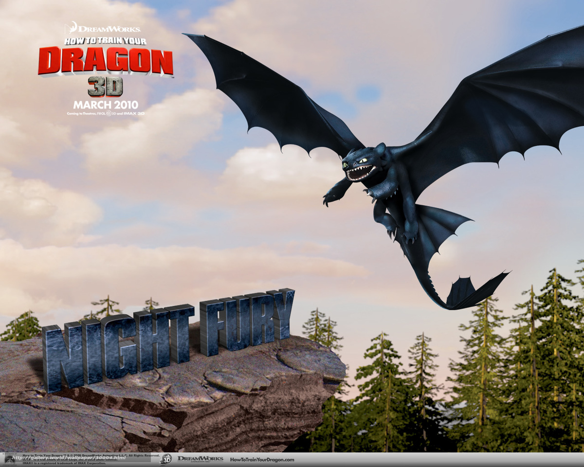 Download wallpaper Как приручить дракона,  How to Train Your Dragon,  film,  movies free desktop wallpaper in the resolution 1280x1024 — picture №30004