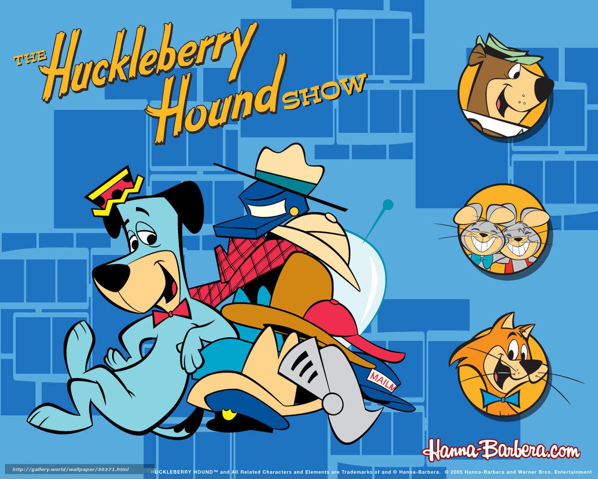 Скачать обои Пёс Хакльберри,  The Huckleberry Hound Show,  фильм,  кино бесплатно для рабочего стола в разрешении 1280x1024 — картинка №30371