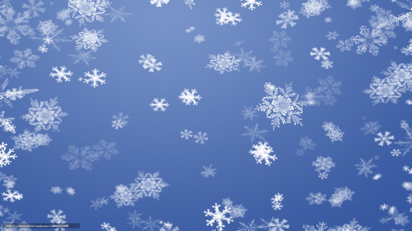 Scaricare gli sfondi neve fiocchi di neve sfondo sfondi for Immagini invernali per desktop gratis
