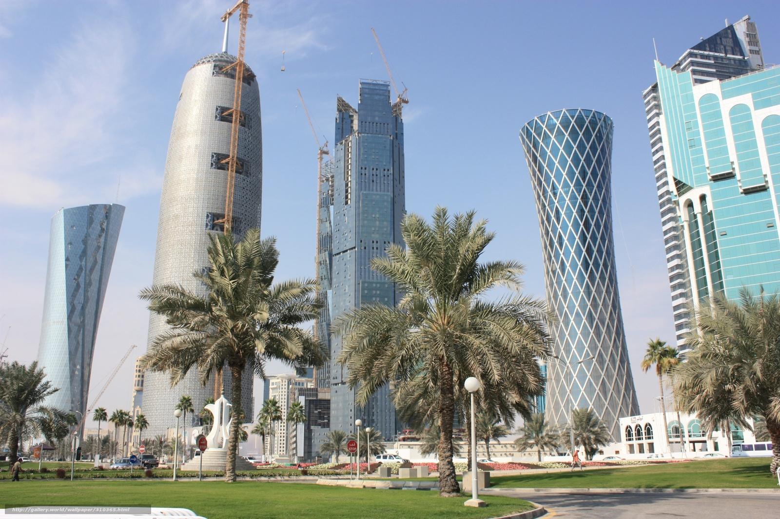 Image result for edificios de qatar
