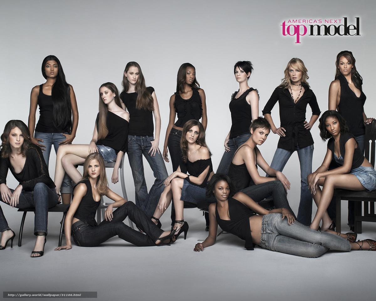 Скачать обои Топ-модель по-американски,  America's Next Top Model,  фильм,  кино бесплатно для рабочего стола в разрешении 1280x1024 — картинка №31106