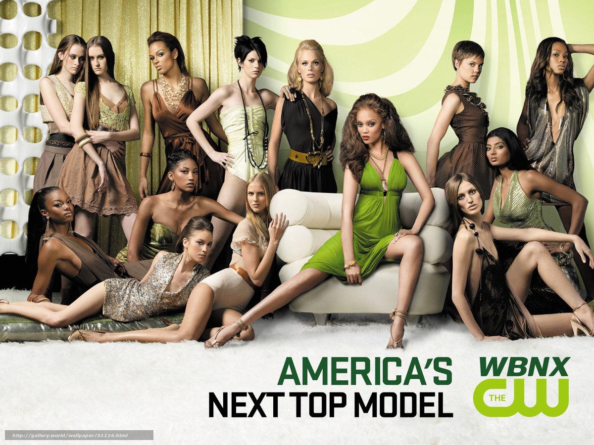 Скачать обои Топ-модель по-американски,  America's Next Top Model,  фильм,  кино бесплатно для рабочего стола в разрешении 1600x1200 — картинка №31116