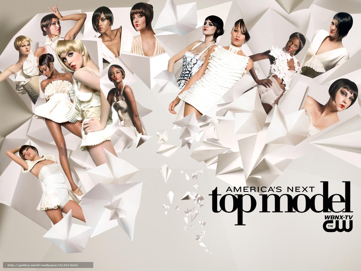 Скачать обои Топ-модель по-американски,  America's Next Top Model,  фильм,  кино бесплатно для рабочего стола в разрешении 1600x1200 — картинка №31207