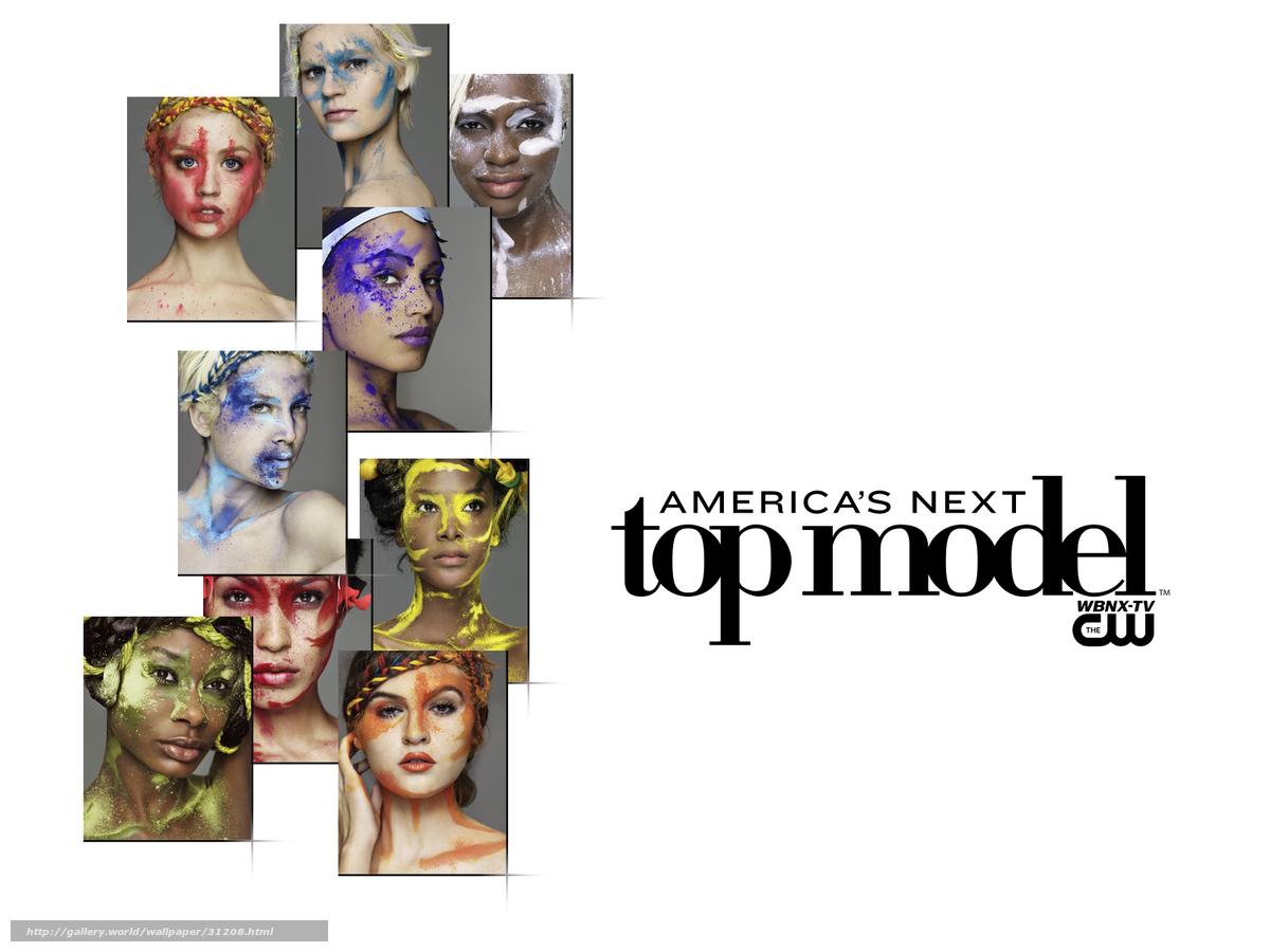 Скачать обои Топ-модель по-американски,  America's Next Top Model,  фильм,  кино бесплатно для рабочего стола в разрешении 1600x1200 — картинка №31208