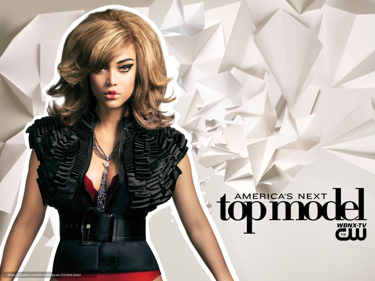 Скачать обои Топ-модель по-американски,  America's Next Top Model,  фильм,  кино бесплатно для рабочего стола в разрешении 1600x1200 — картинка №31209