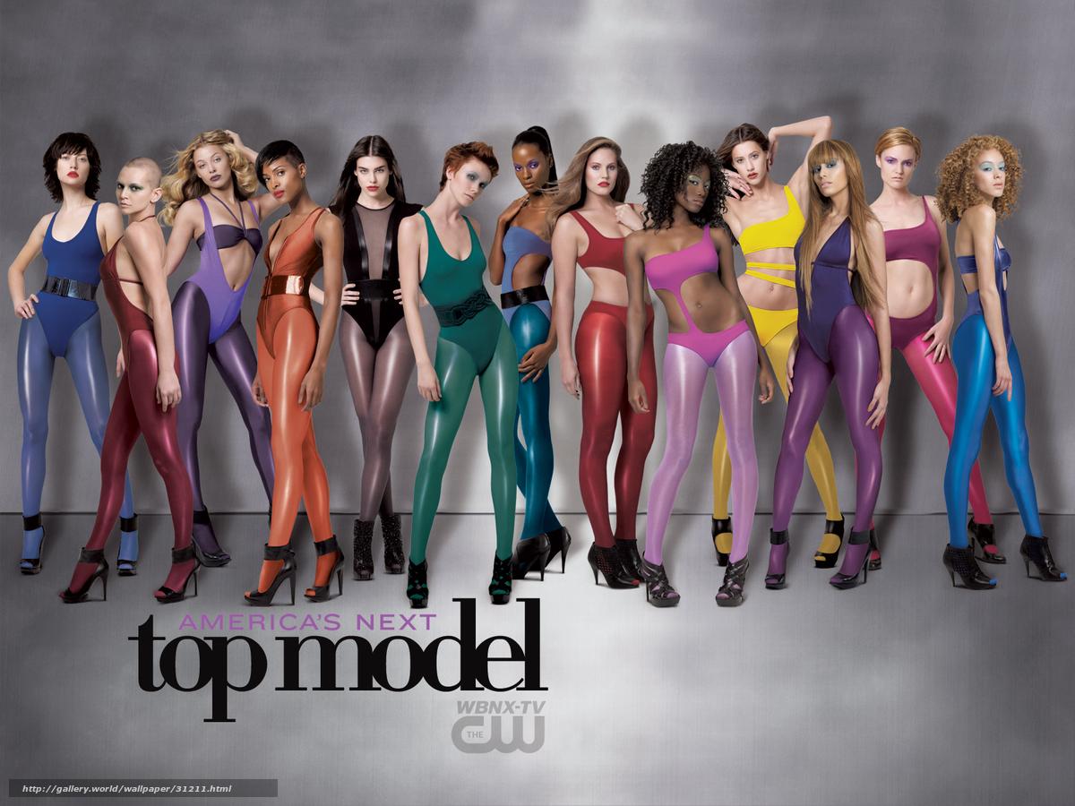 Скачать обои Топ-модель по-американски,  America's Next Top Model,  фильм,  кино бесплатно для рабочего стола в разрешении 1600x1200 — картинка №31211