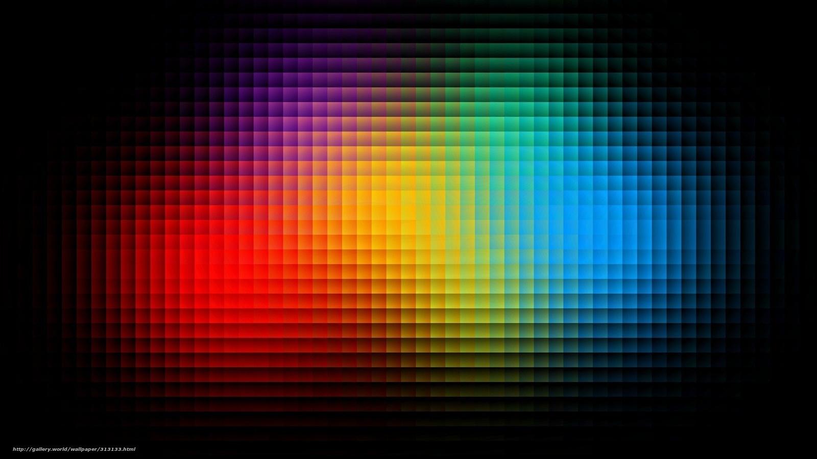 壁紙をダウンロード 勾配 赤 黒 青 デスクトップの解像度のための無料壁紙 19x1080 絵