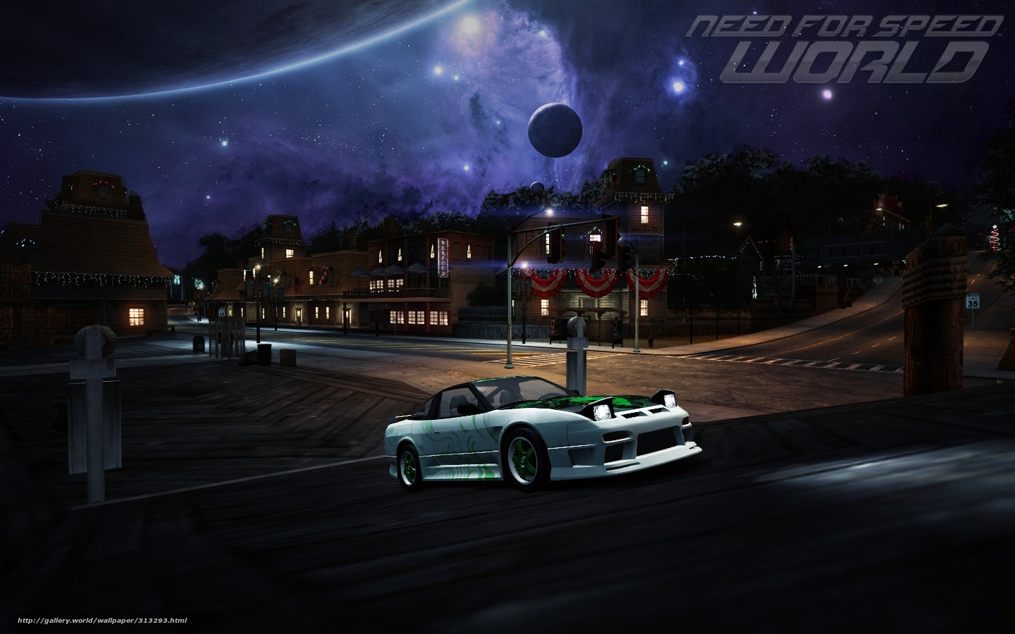 Need for speed world wallpaper