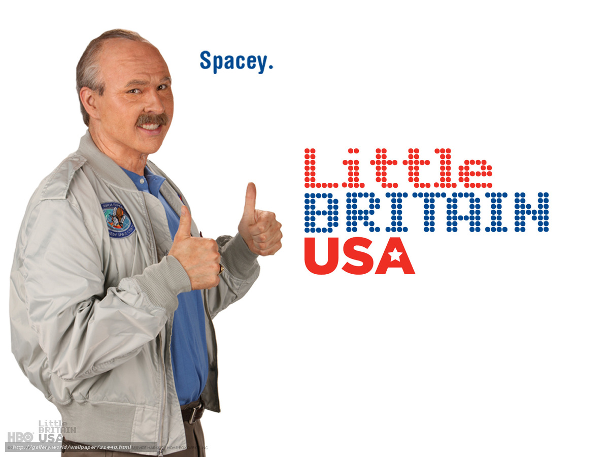 Little britain usa скачать