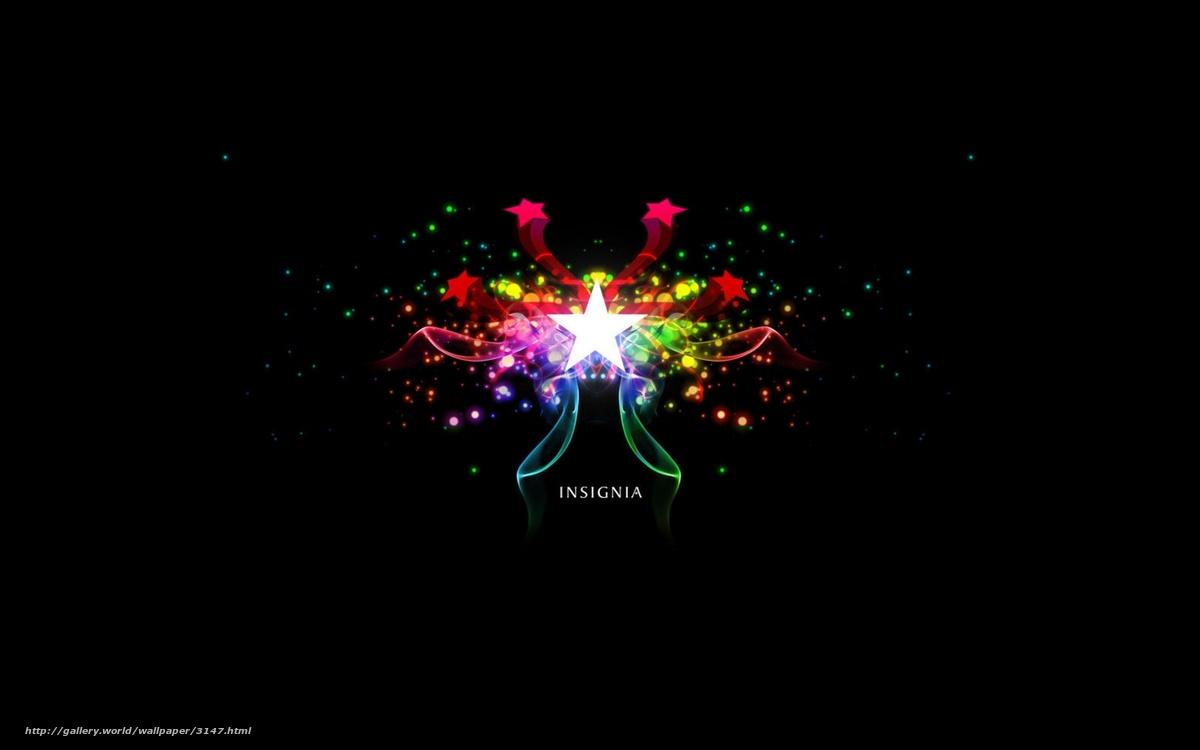 scaricare gli sfondi stella,  colore Sfondi gratis per la risoluzione del desktop 1680x1050 — immagine №3147