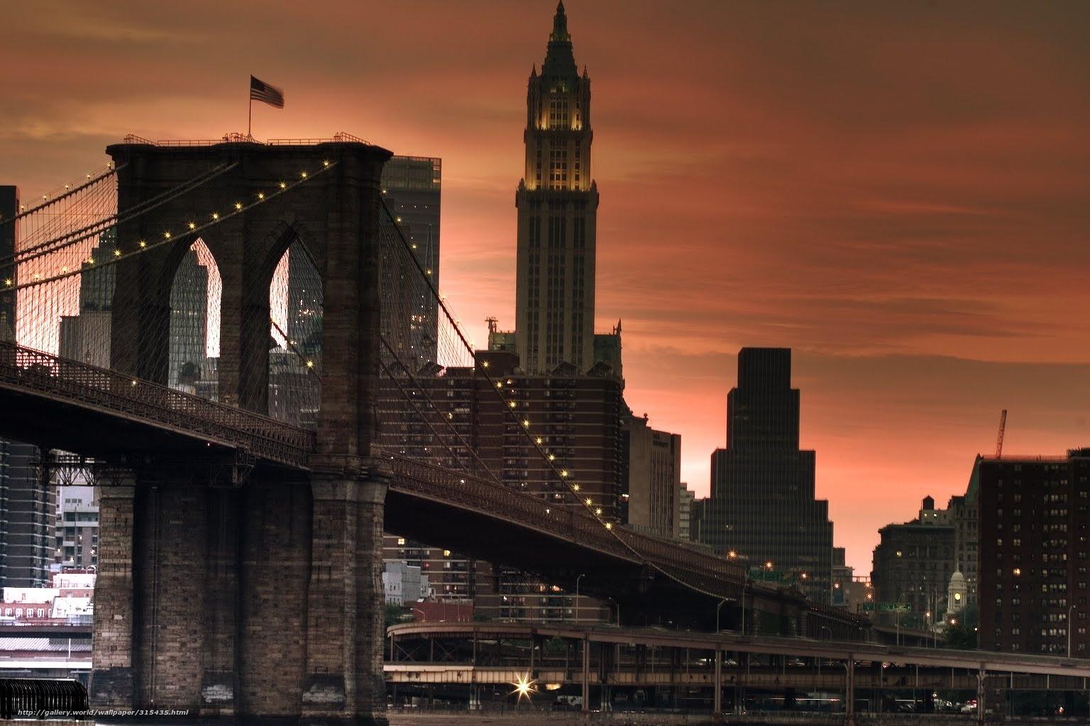 Tlcharger fond d 39 ecran coucher du soleil dans le new - Coucher du soleil new york ...