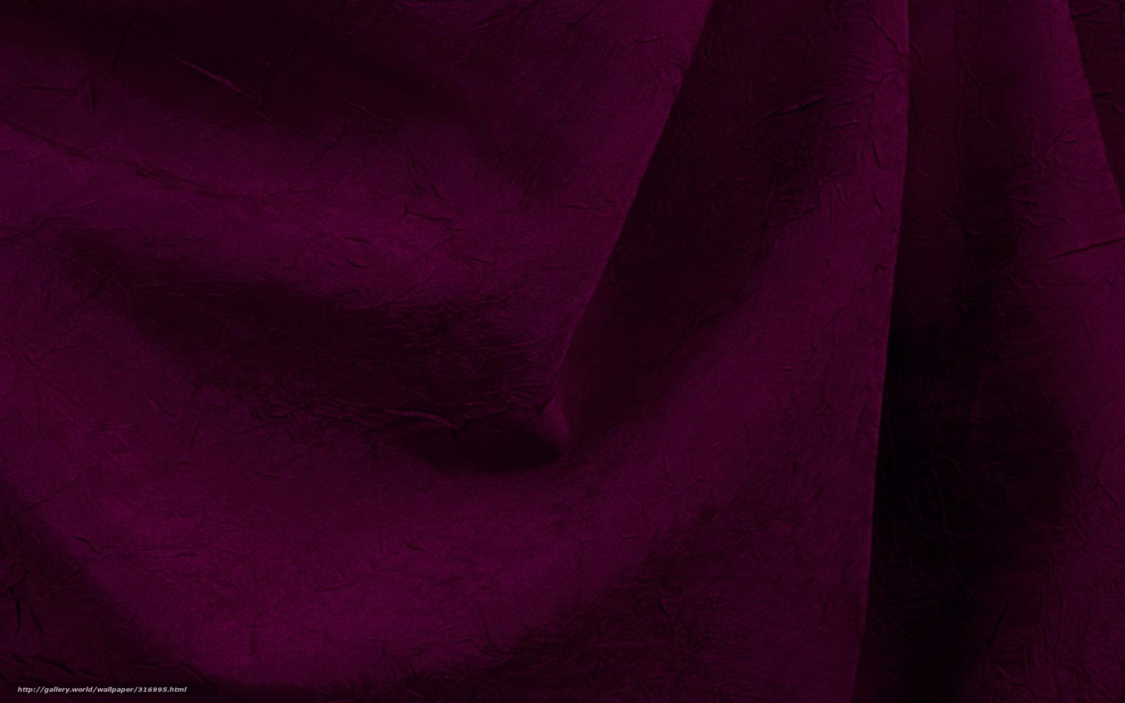 Скачать обои вишневый цвет,   ткань,   складки бесплатно для рабочего стола в разрешении 2560x1600 — картинка №316995