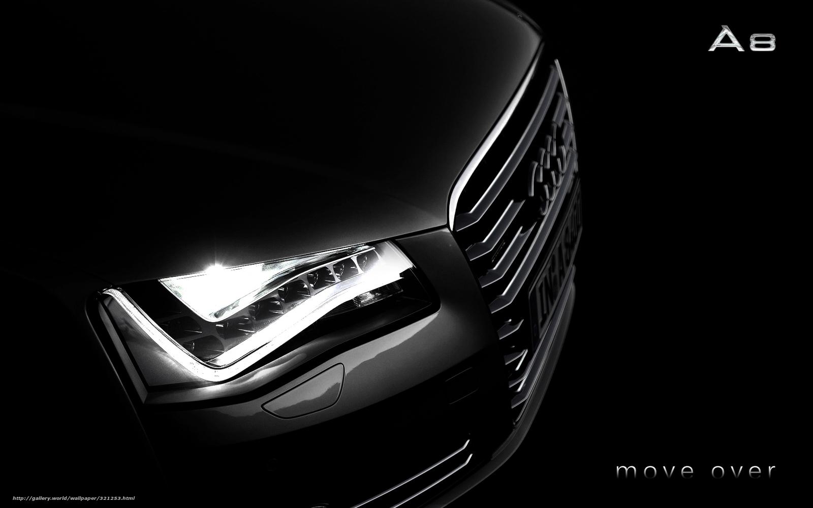 Tlcharger Fond D Ecran Audi A8 Lumires Fonds D Ecran Gratuits Pour Votre Rsolution Du Bureau 1920x1200 Image 321253