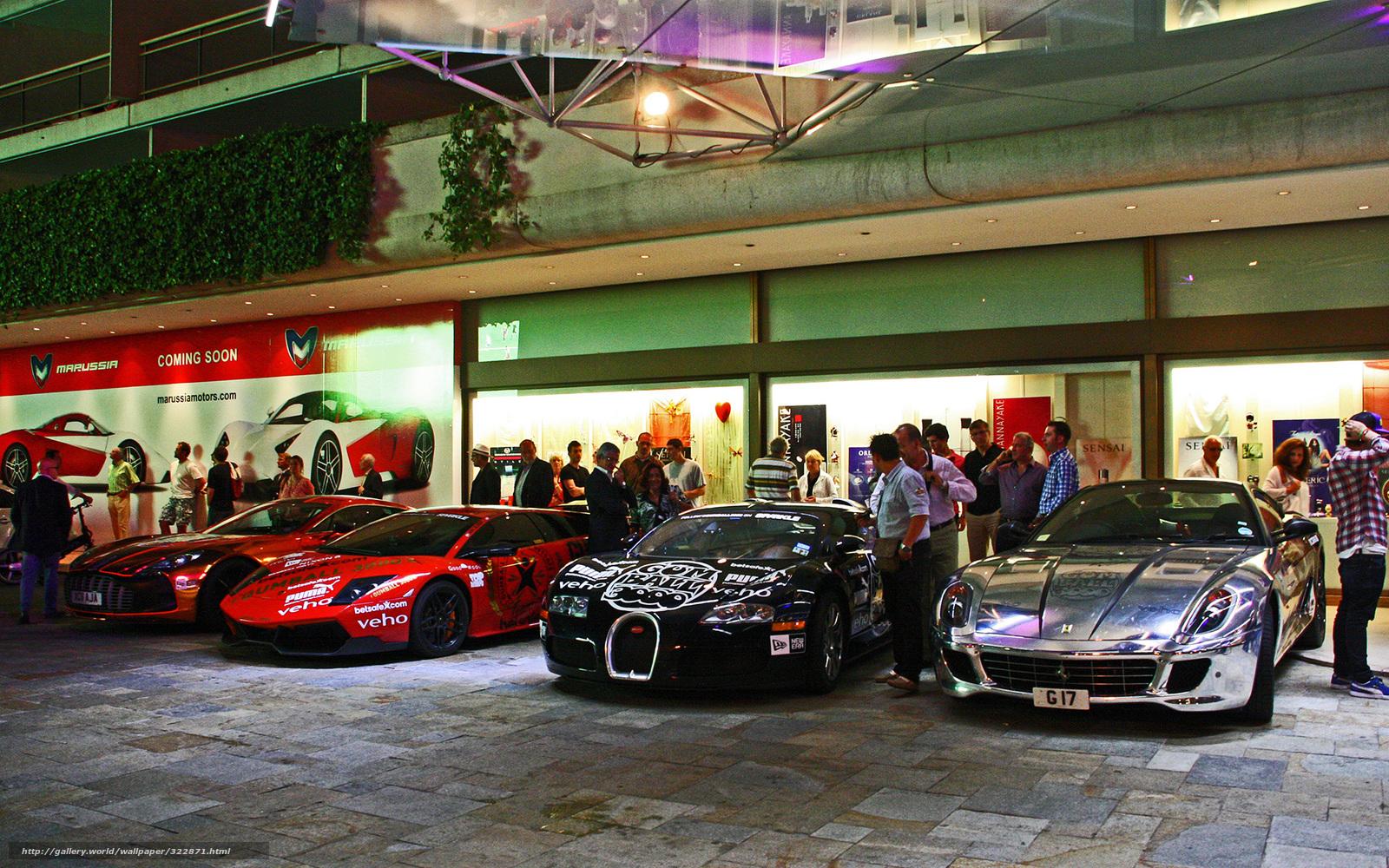 Download Wallpaper Aston Martin Lamborghini Bugatti Ferrari Free