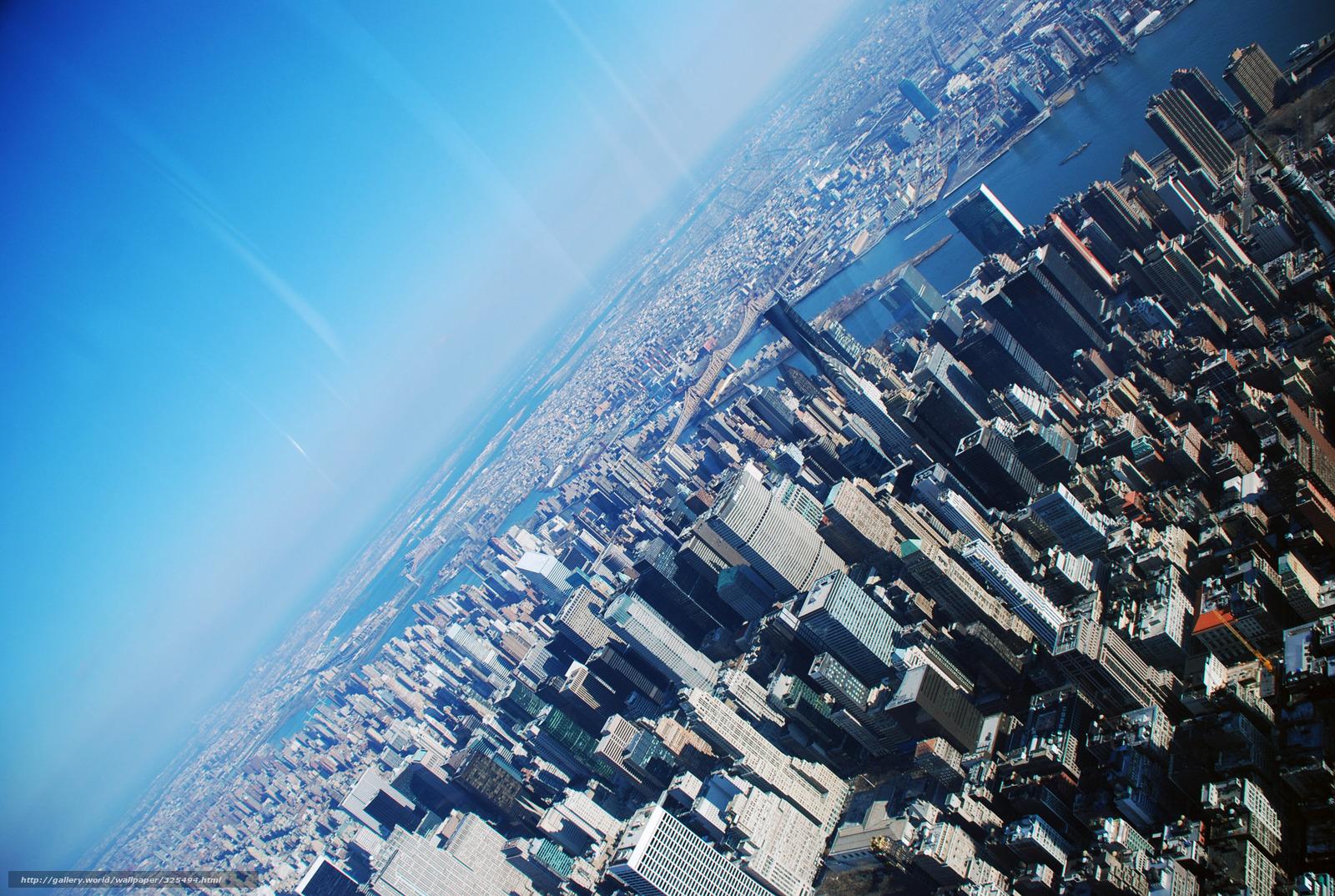 Скачать обои небоскреб,   сша,   нью йорк бесплатно для рабочего стола в разрешении 2896x1944 — картинка №325494
