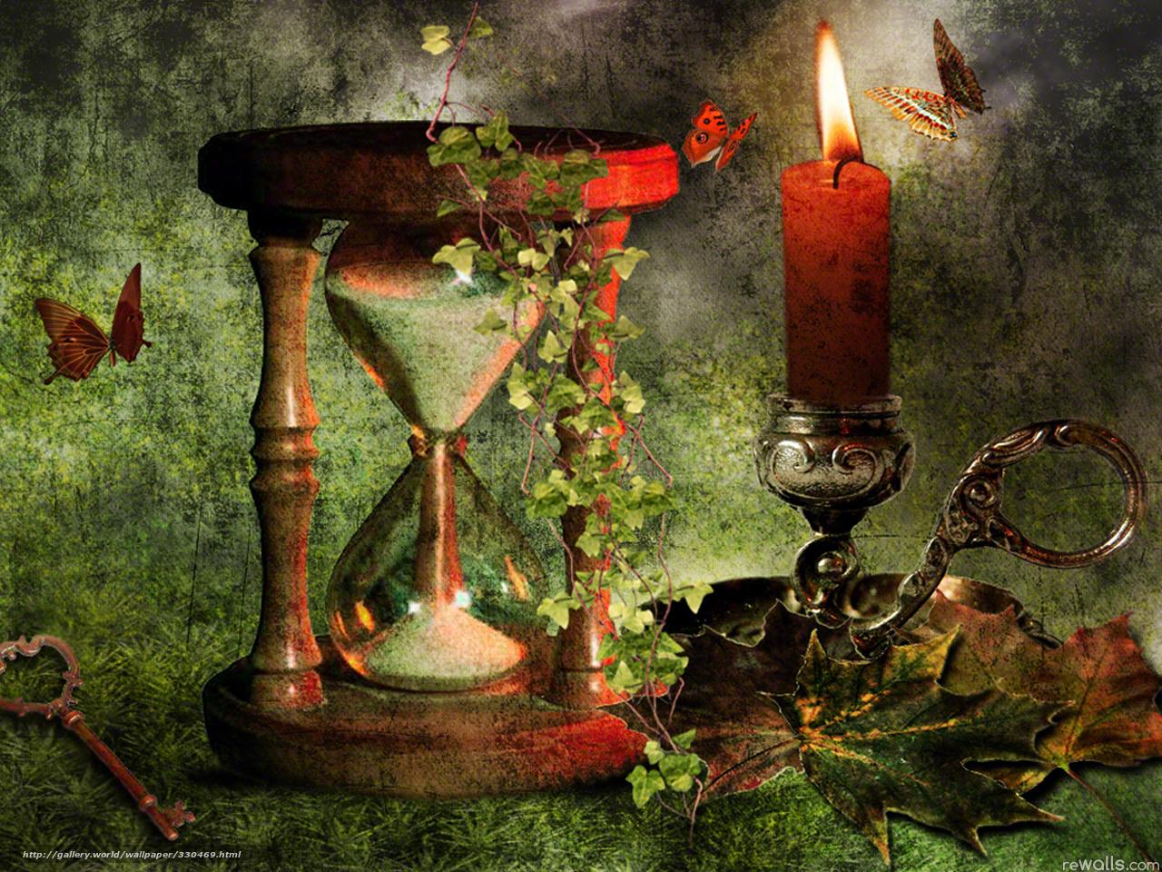 scaricare gli sfondi candela,  Farfalle,  chiave Sfondi gratis per la risoluzione del desktop 1280x960 — immagine №330469
