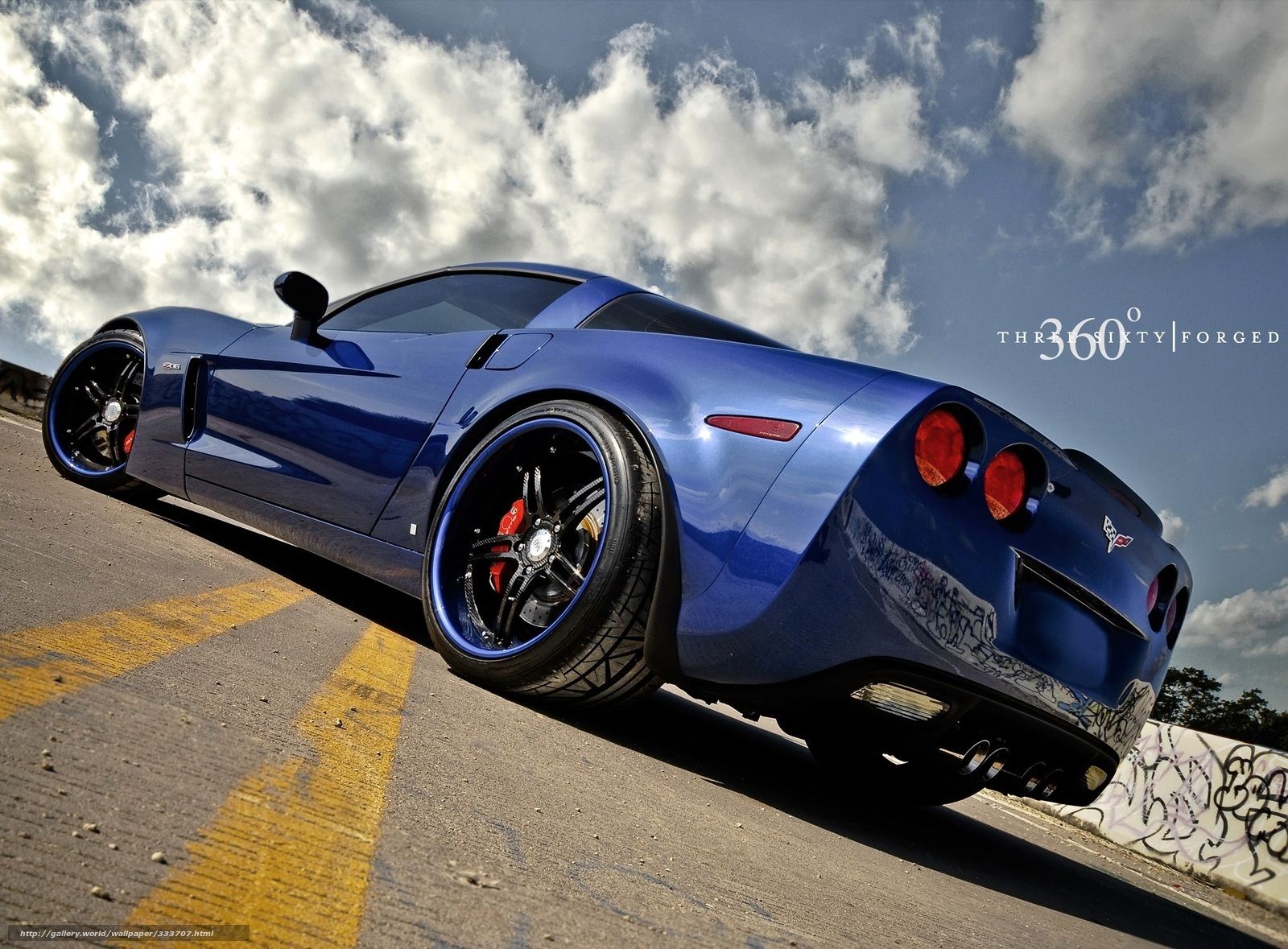 Download wallpaper chevrolet corvette blue chevrolet free desktop wallpaper in the resolution 2048x1509 picture 333707