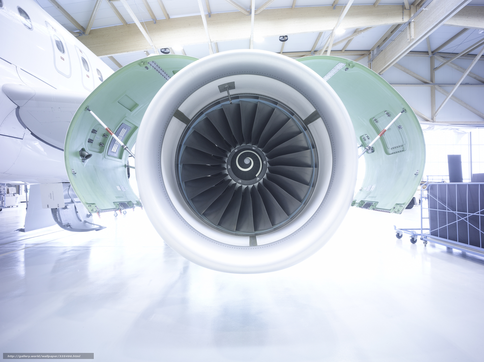 Airplane Turbine Detail Stock Images - Image: 35306124