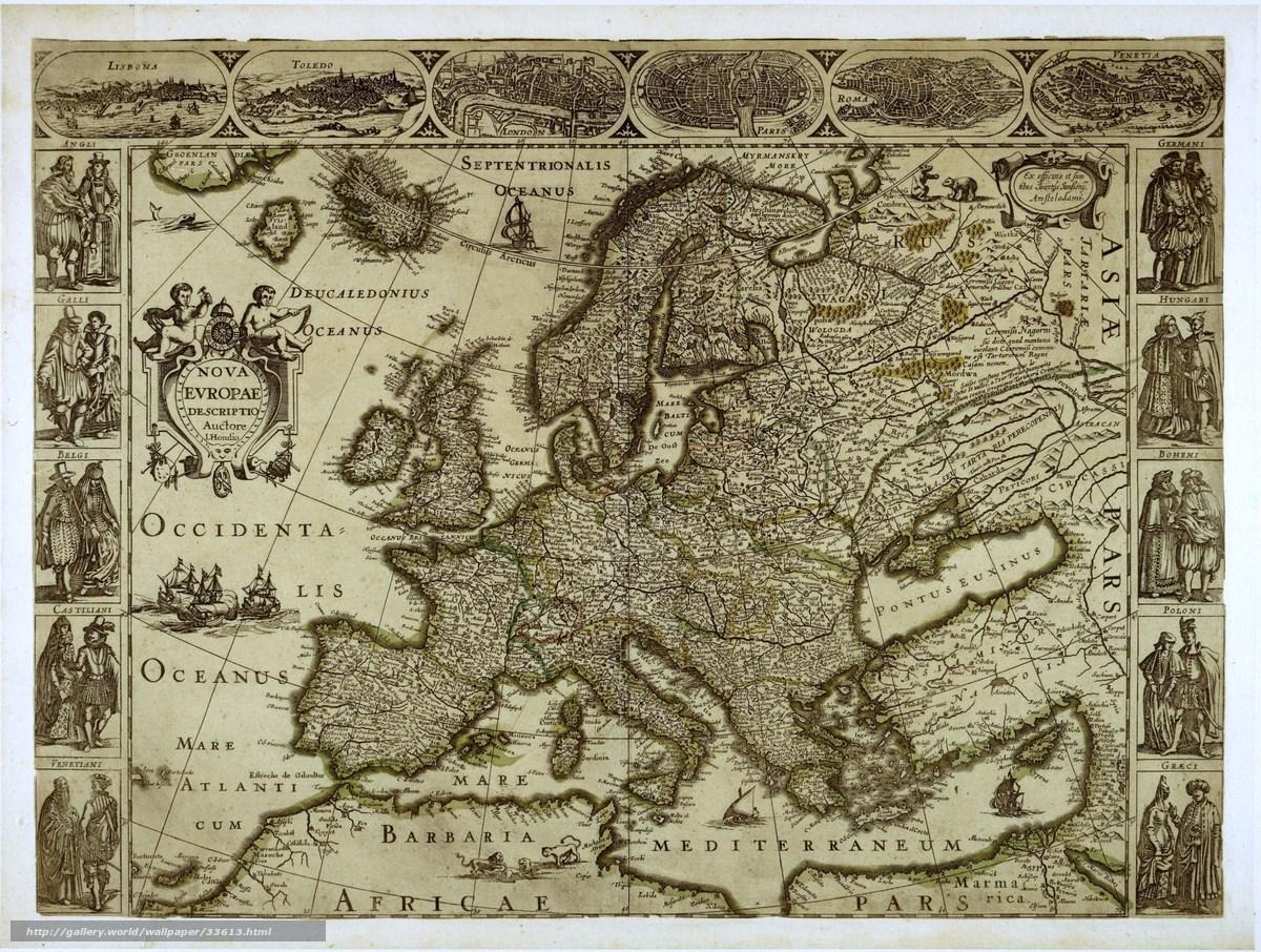 Pobra Tapety Europa Mapa Darmowe Tapety Na Pulpit Rozdzielczoci
