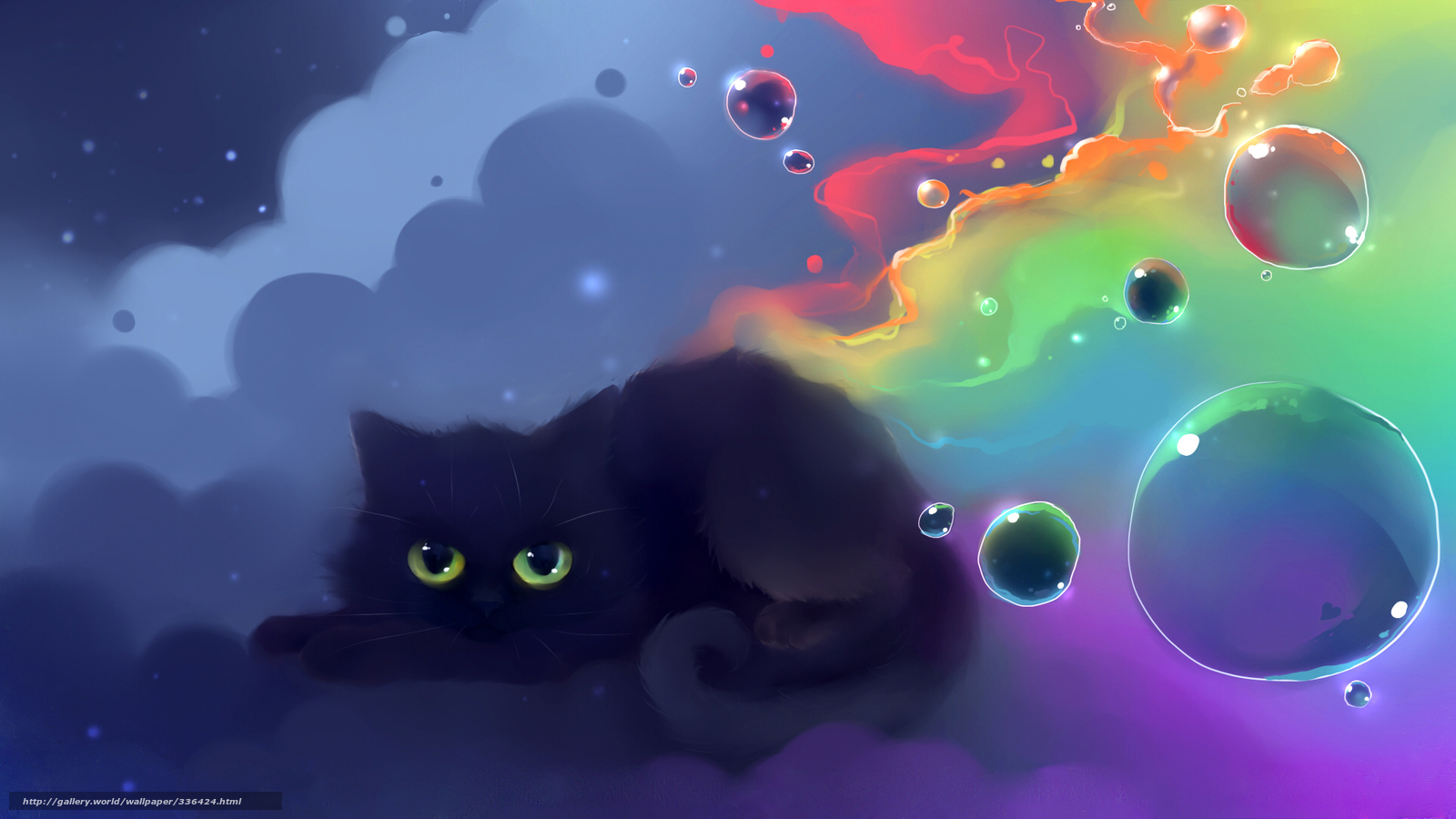 Tlcharger Fond d'ecran chat, Couilles, couleur, dessin Fonds d'ecran gratuits pour votre ...