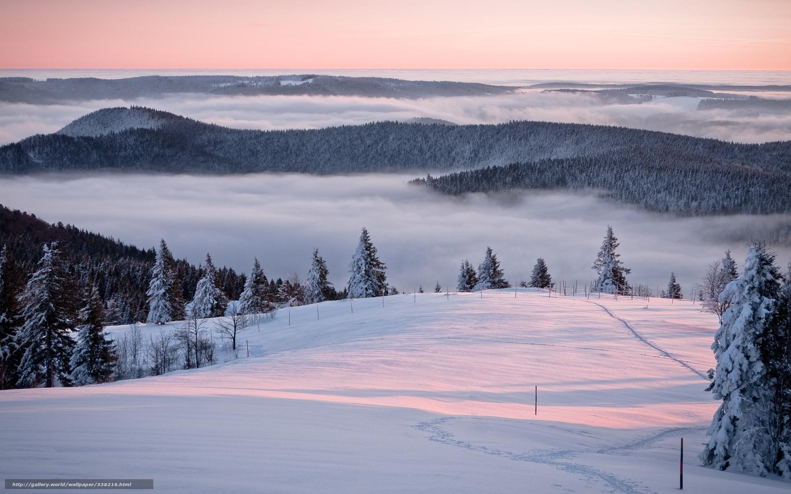 Scaricare gli sfondi paesaggi invernali inverno natura for Paesaggi invernali per desktop