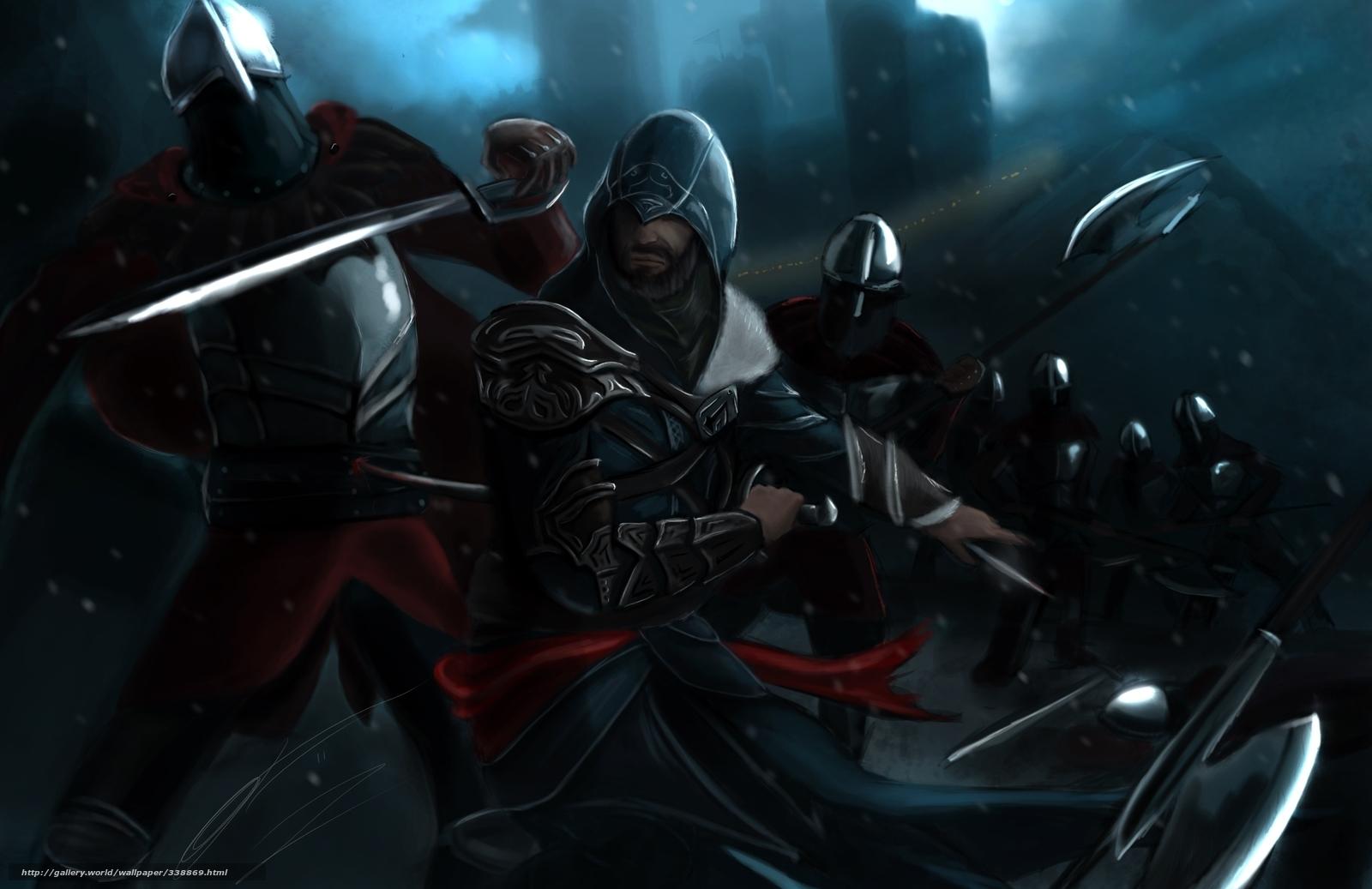Descargar gratis Ezio Auditor da Firenze,  Asesino,  ver,  Masiaf Fondos de escritorio en la resolucin 2215x1436 — imagen №338869