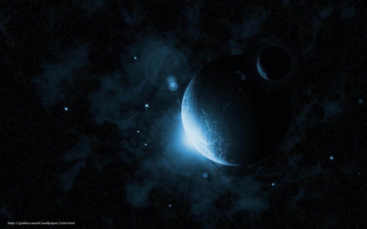 Descargar gratis Fantasa,  sol,  Planeta Fondos de escritorio en la resolucin 1680x1050 — imagen №338
